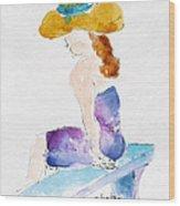 Hilo Hattie Fashionista Wood Print