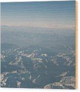 Himalayas 2 Wood Print