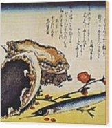 Hiroshige: Color Print Wood Print