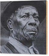 His Story Wood Print by Joanna Gates