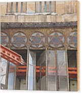 History Preserved Wood Print