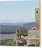 Holloko Castle Hungary Wood Print
