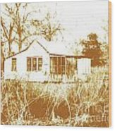 Home Place Wood Print