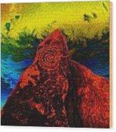 Hopi Sky Wood Print