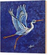 Horeshio's 2nd Arabesque Wood Print