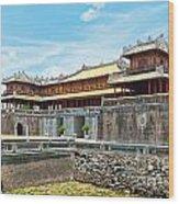 Hue Citadel Wood Print