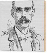 Hugh Odonnell Wood Print