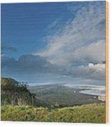 Humboldt Views Wood Print