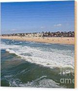 Huntington Beach Orange County California Wood Print