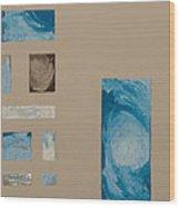 Hurricane 1 Wood Print