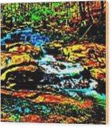 Hyper Childs Brook Z 56 Wood Print