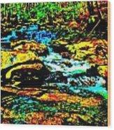 Hyper Childs Brook Z 57 Wood Print