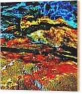 Hyper Childs Brook Z 62 Wood Print