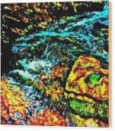 Hyper Childs Brook Z 69 Wood Print