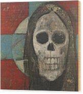 Icon No 9 Wood Print