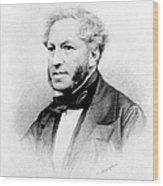 Ignaz Moscheles (1794-1870) Wood Print