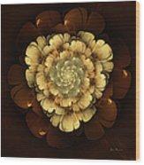 Illusions Of Grandeur Wood Print