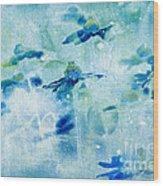 Imagine - M11v09 Wood Print