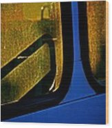 Impaired Vision Wood Print by Odd Jeppesen