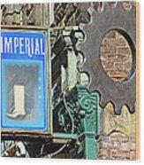 Imperial Wood Print