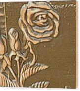 In Memory Wood Print