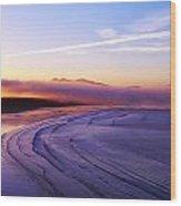 Inch Beach, Dingle Peninsula, Co Kerry Wood Print