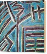 Increase - I Ching Wood Print