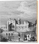 India: Bijapur, C1860 Wood Print
