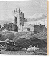 India: Fatehpur Sikri, C1860 Wood Print