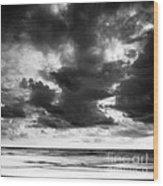 Indian Ocean 2 Wood Print