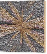 Influx Wood Print