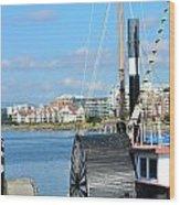 Inner Harbour2 Wood Print