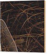 Inner Voices Wood Print by Dean Bennett