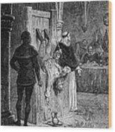 Inquisition: Torture Wood Print