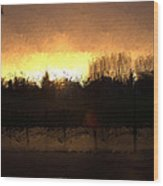 Insomnia II Wood Print