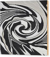 Intoxicated Zebra..... Wood Print