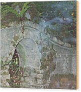 Ireland Ghostly Grave Wood Print by First Star Art
