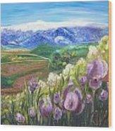 Iris Hill Watches Hermon Wood Print