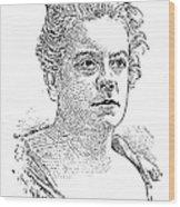 Isabel Florence Hapgood Wood Print