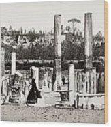 Italy: Pozzuoli, C1890 Wood Print