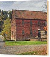 Jacksons Mill Wood Print