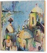 Jaffa Wood Print