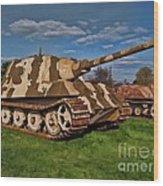 Jagdtiger Sd. Kfz Wood Print