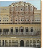 Jaipur Beauty Wood Print