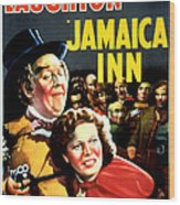 Jamaica Inn, Charles Laughton, Maureen Wood Print