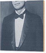 James Bryant Conant, American Chemist Wood Print