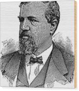James Clair Flood (1826-1889) Wood Print