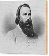 James Longstreet (1821-1904) Wood Print by Granger