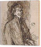 James Mcneill Whistler 1834-1903 Wood Print