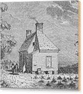 James Monroe Birthplace Wood Print